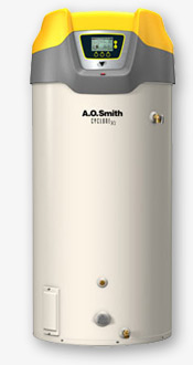 commercial gas hot water heater